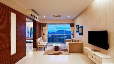 Gallery Cover Image of 860 Sq.ft 2 BHK Apartment for buy in Marathon Nexzone Atlas 2, Panvel for 6700000