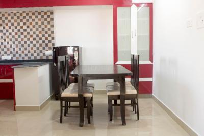Dining Room Image of PG 4643178 Gachibowli in Gachibowli