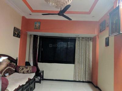 Gallery Cover Image of 410 Sq.ft 1 RK Independent Floor for rent in Ghansoli for 9500