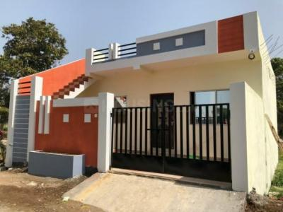 Gallery Cover Image of 725 Sq.ft 2 BHK Independent House for buy in Balaji City, Napier Town for 1100000