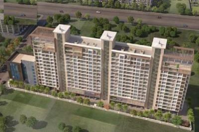 Gallery Cover Image of 1013 Sq.ft 2 BHK Apartment for buy in Sukhwani Skylines, Wakad for 6200000