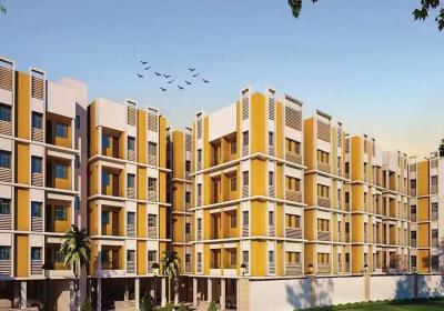 Gallery Cover Image of 411 Sq.ft 1 BHK Apartment for buy in Konnagar for 1150800