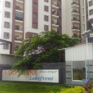 Gallery Cover Image of 900 Sq.ft 2 BHK Apartment for rent in Thirumalashettyhally for 10000