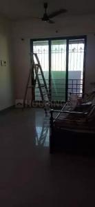 Gallery Cover Image of 650 Sq.ft 1 BHK Apartment for rent in Platinum Royal Galaxy, Kharghar for 16000