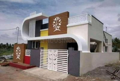 Gallery Cover Image of 800 Sq.ft 1 BHK Independent House for buy in Pollachi Railway Junction for 990000