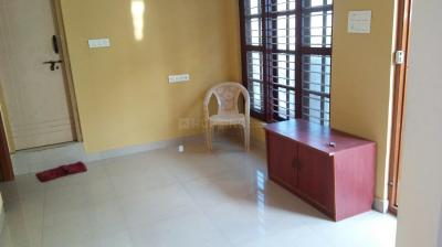Gallery Cover Image of 500 Sq.ft 1 BHK Independent House for rent in Murugeshpalya for 9000