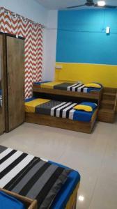 Bedroom Image of Boys PG in Ghansoli