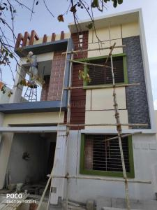 Gallery Cover Image of 1500 Sq.ft 2 BHK Independent House for buy in NRI Layout for 6500000