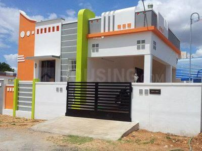 Gallery Cover Image of 880 Sq.ft 2 BHK Independent House for buy in Krishnarajapura for 5950000