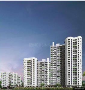 Gallery Cover Image of 710 Sq.ft 1 BHK Independent Floor for buy in Mehta Amrut Pearl, Kalyan West for 3500000