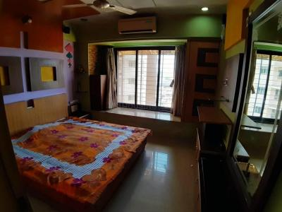 Bedroom Image of 3bhk Flat Swponlok Tower Full Badroom Available Fully Furnished in Malad East