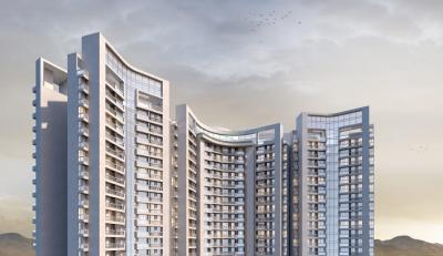 Gallery Cover Image of 802 Sq.ft 2 BHK Apartment for buy in Mahavir Spring, Thane West for 10200000