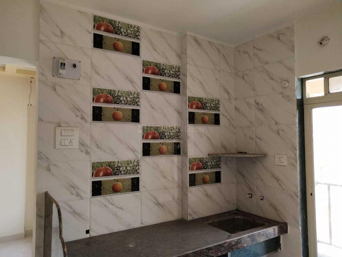 Kitchen Image of 600 Sq.ft 1 BHK Apartment for rent in Badlapur West for 4000