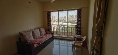 Gallery Cover Image of 600 Sq.ft 1 BHK Apartment for buy in Rosa Gardenia, Kasarvadavali, Thane West for 6200000