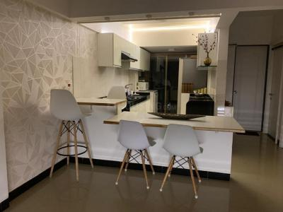 Gallery Cover Image of 1100 Sq.ft 1 BHK Apartment for buy in Atul Blue Horizon, Malad West for 17200000