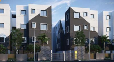 Gallery Cover Image of 461 Sq.ft 1 BHK Apartment for buy in Akshaya Vaan Megam, Vembedu for 1401440