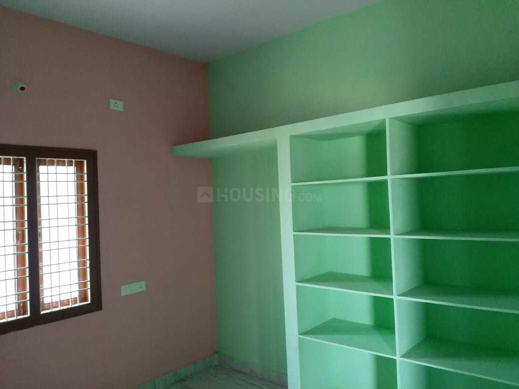Bedroom Image of 450 Sq.ft 1 BHK Apartment for rent in Gajularamaram for 7000