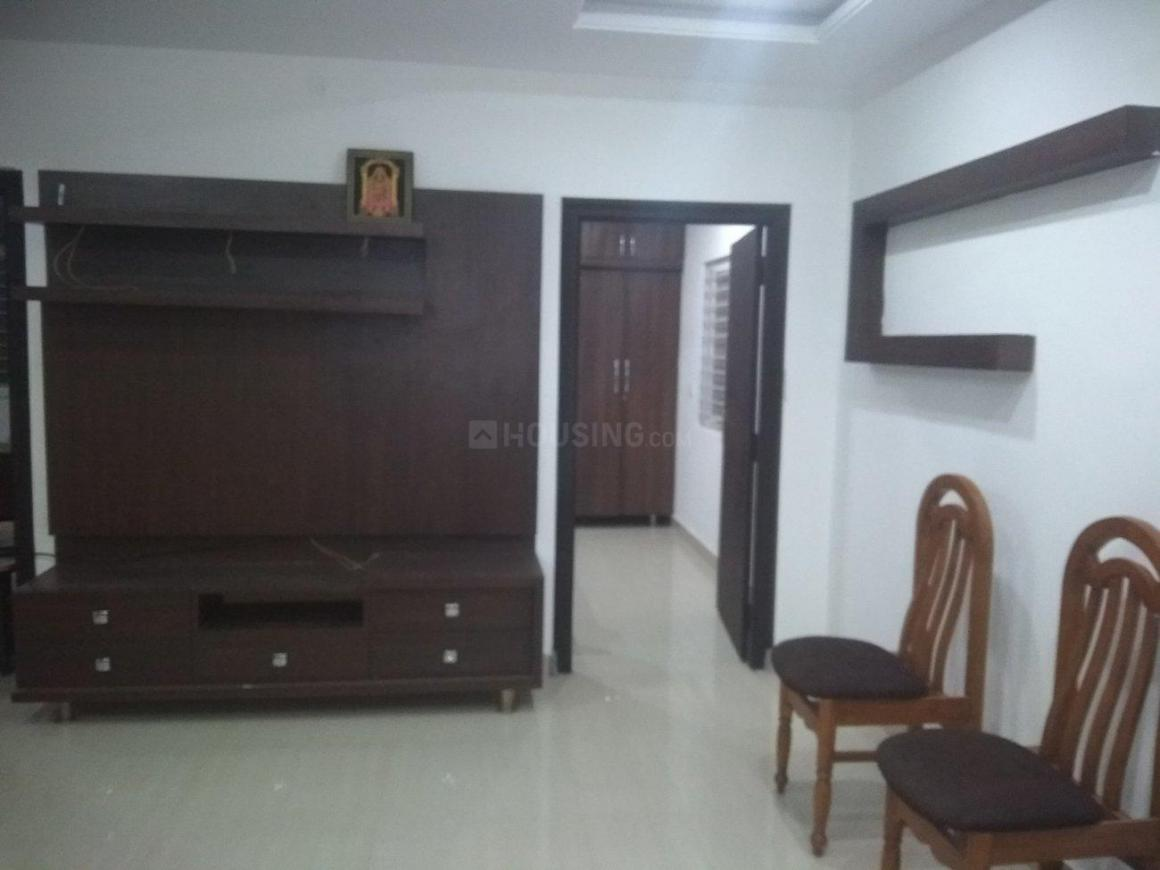 Living Room Image of 800 Sq.ft 1 BHK Independent Floor for rent in Kondakal for 12000