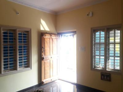 Gallery Cover Image of 700 Sq.ft 2 BHK Apartment for rent in Laggere for 9000