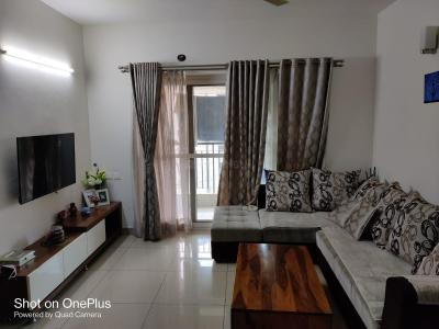 Gallery Cover Image of 1270 Sq.ft 2 BHK Apartment for rent in Brigade Altamont, Narayanapura for 20000