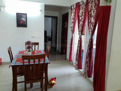 Gallery Cover Image of 1303 Sq.ft 2 BHK Apartment for rent in Purva Highlands, Vakil Garden City for 25000