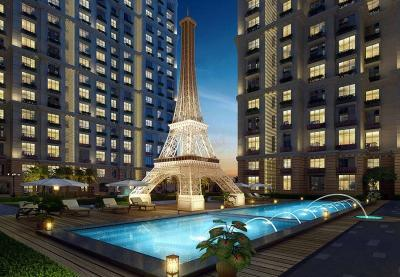 Gallery Cover Image of 965 Sq.ft 3 BHK Apartment for buy in Kanakia Paris, Bandra East for 36500000