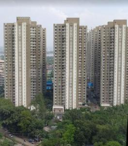 Gallery Cover Image of 1896 Sq.ft 3 BHK Apartment for buy in Lodha Amara Tower 32 33, Thane West for 16500000