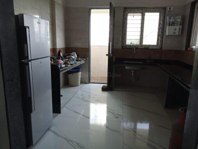 Kitchen Image of Nayana PG in Hinjewadi