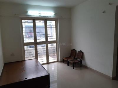 Gallery Cover Image of 680 Sq.ft 1 BHK Apartment for rent in RK Nisarg Deep, Wakad for 13000