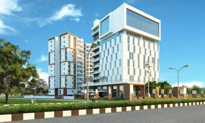 Gallery Cover Image of 1613 Sq.ft 3 BHK Apartment for buy in Akshaya Akshaya Tango, Thoraipakkam for 12097500