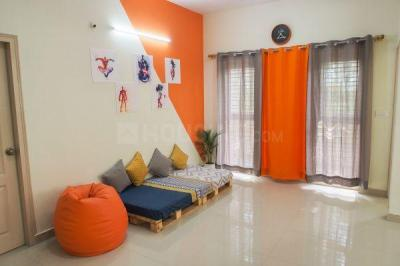 Living Room Image of Coho Boys Villa, Hosur Road in Basapura