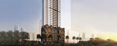 Gallery Cover Image of 696 Sq.ft 1 BHK Apartment for buy in Sheth Irene Wing A Phase 1, Malad West for 9800000