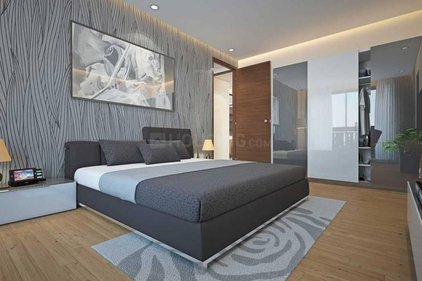 Bedroom Image of 600 Sq.ft 2 BHK Apartment for buy in Dahisar East for 12000000