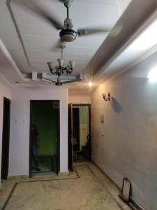 Gallery Cover Image of 950 Sq.ft 2 BHK Independent Floor for rent in Niti Khand for 10500