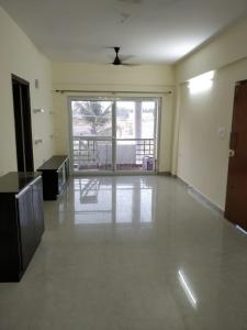 Gallery Cover Image of 1012 Sq.ft 2 BHK Apartment for rent in Saibya Senary, Harlur for 17000