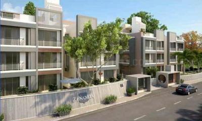 Gallery Cover Image of 1755 Sq.ft 3 BHK Apartment for buy in Maruti Zenobia, Bodakdev for 13500000