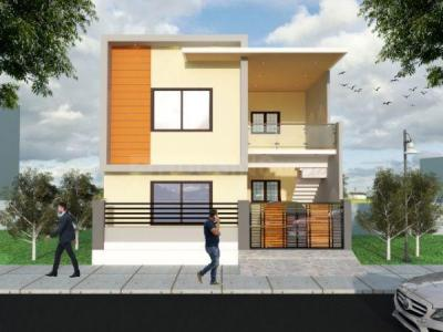 Gallery Cover Image of 1265 Sq.ft 3 BHK Independent House for buy in Gomti Nagar for 4000000