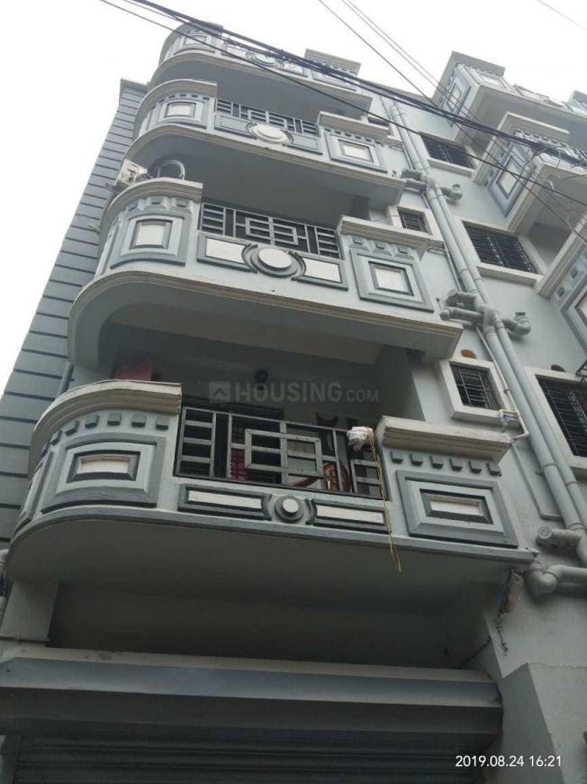 Building Image of 1250 Sq.ft 3 BHK Apartment for rent in South Dum Dum for 15000