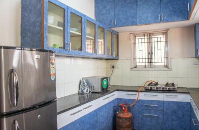 Kitchen Image of Balaji Heights 301 in Ejipura