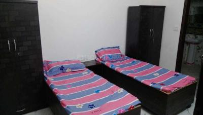 Bedroom Image of Ritu PG in Pitampura