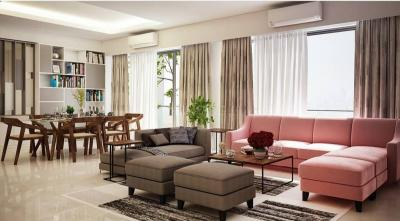 Gallery Cover Image of 900 Sq.ft 2 BHK Apartment for buy in Hubtown Greenwoods, Thane West for 8000000