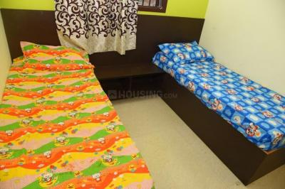 Bedroom Image of Sas Women's Hostel in Thiruvanmiyur