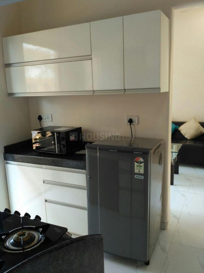 Kitchen Image of 516 Sq.ft 1 BHK Apartment for buy in Neral for 1761000