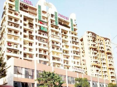 Gallery Cover Image of 1600 Sq.ft 3 BHK Apartment for buy in Vintage Patel Paradise, Kharghar for 12500000