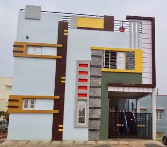 Gallery Cover Image of 750 Sq.ft 2 BHK Independent Floor for rent in Thotada Guddadhalli Village for 500000