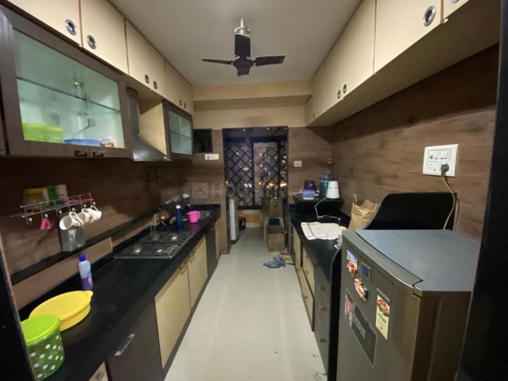 मलाड ईस्ट में गोरेगांव ईस्ट के किचन की तस्वीर