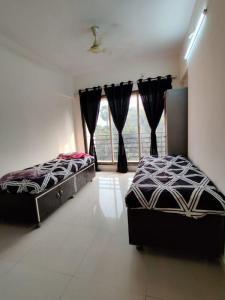 बोरीवली ईस्ट में दीपाली में बेडरूम की तस्वीर