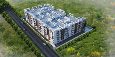 Gallery Cover Image of 1640 Sq.ft 3 BHK Apartment for buy in Fortune Green Falcon, Puppalaguda for 9000000