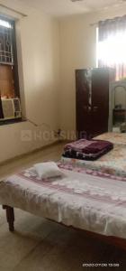 Bedroom Image of Mahavir Girls PG in Sector 61