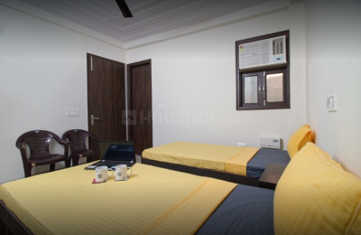 Gallery Cover Image of 1540 Sq.ft 3 BHK Apartment for rent in Sector 110 for 3500